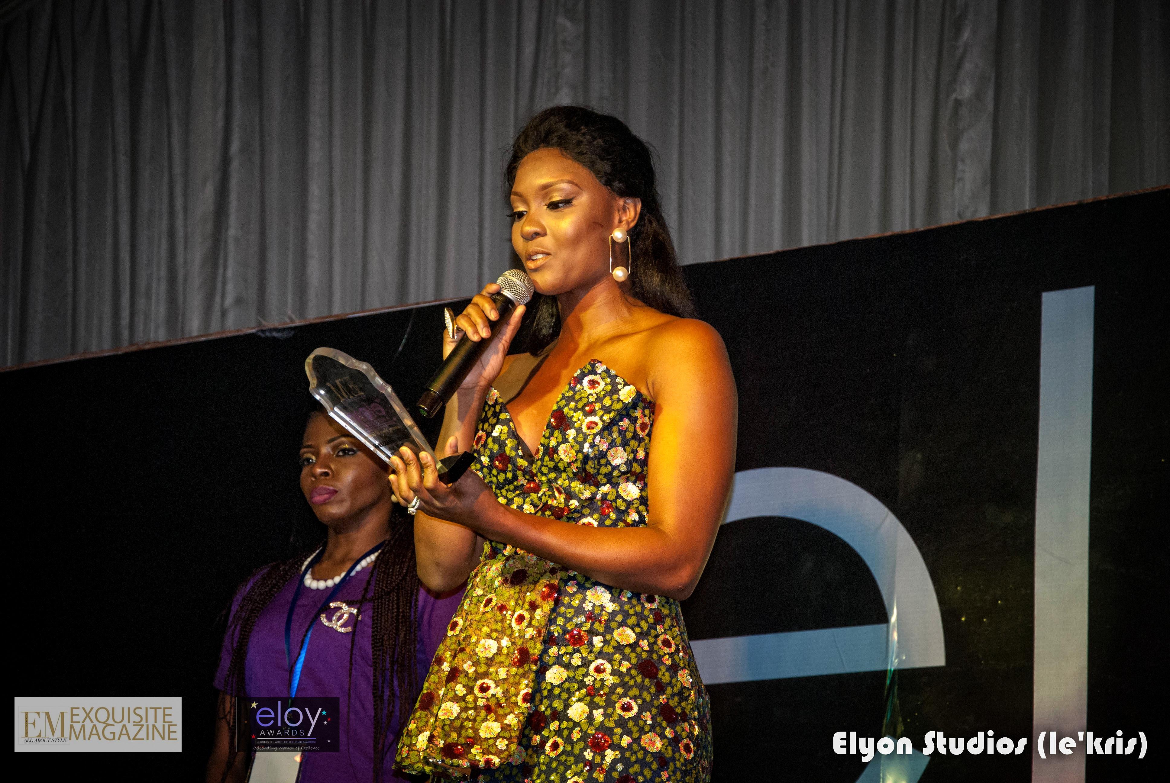 ELOY Awards Tewa Onasanya